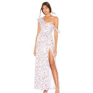 NEW MAJORELLE Regan Dress Floral Small E36